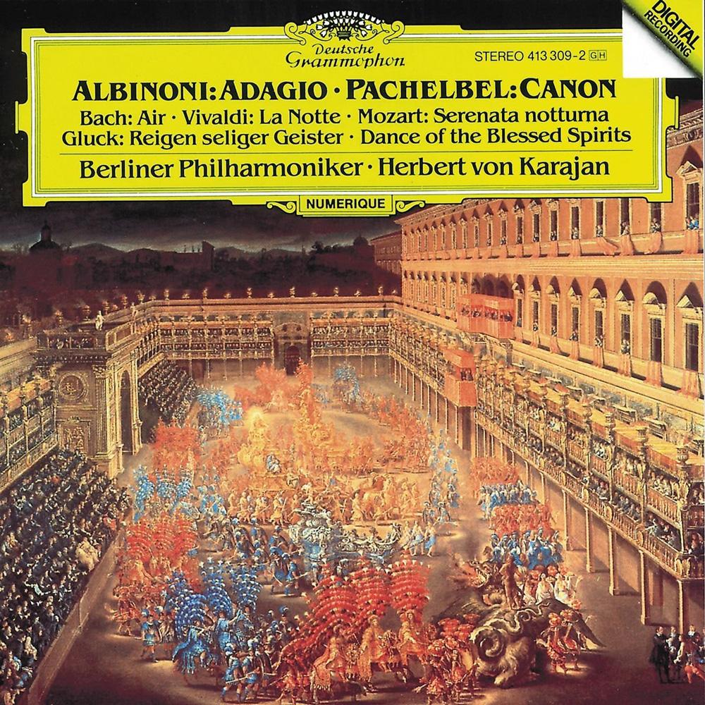 Albinoni—Adagio—Karajan